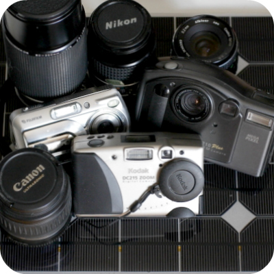 Flickr Top 50 Digital Cameras with Battery Model | Voltaic