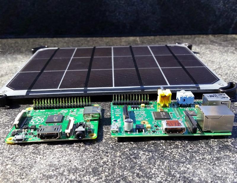 Solar Power for Raspberry Pi | Voltaic Solar Blog