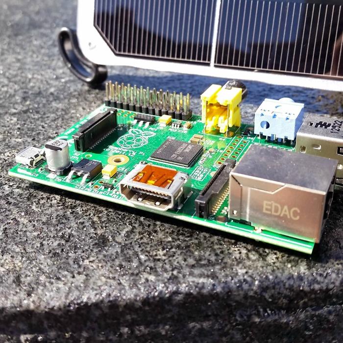 Solar Power for Raspberry Pi   Voltaic Solar Blog