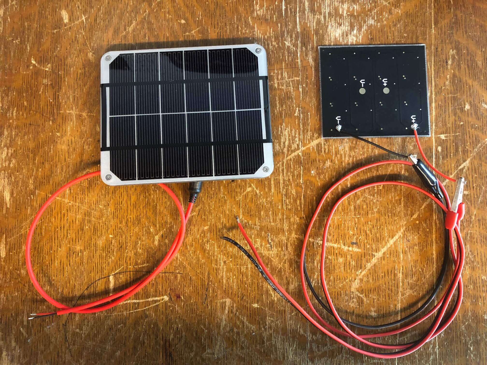 How To Solder To Solar Cells